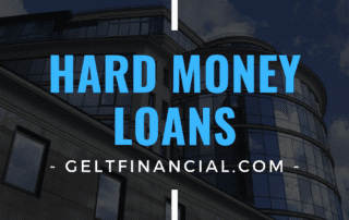 HARD MONEY LOANS by Gelt Financial
