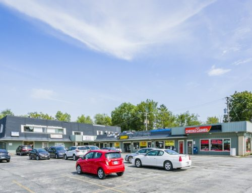 Closed First Mortgage $742,000.00 Value Added Retail Center, Chicago, IL