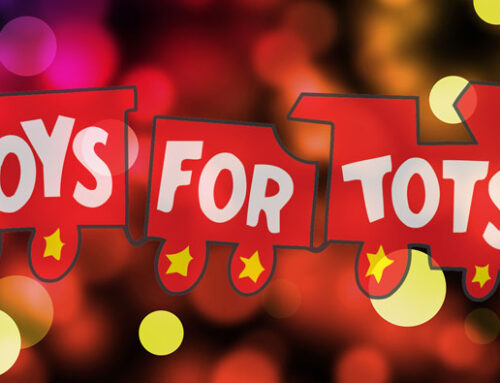 Gelt Financial Donates Space to Toys for Tots
