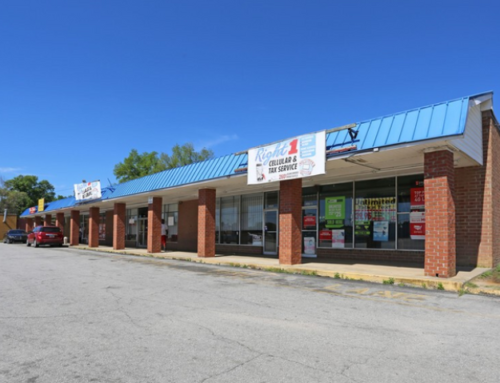Closed: First Mortgage on Retail – Augusta, GA