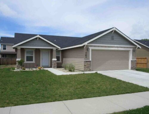 Closed: First Mortgage on Single Family Investment – Boise, ID